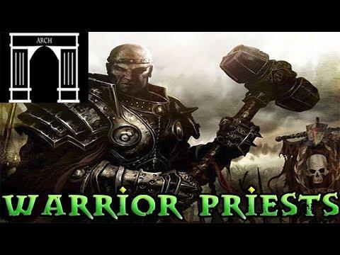 Warhammer Lore, The Warrior Priests!