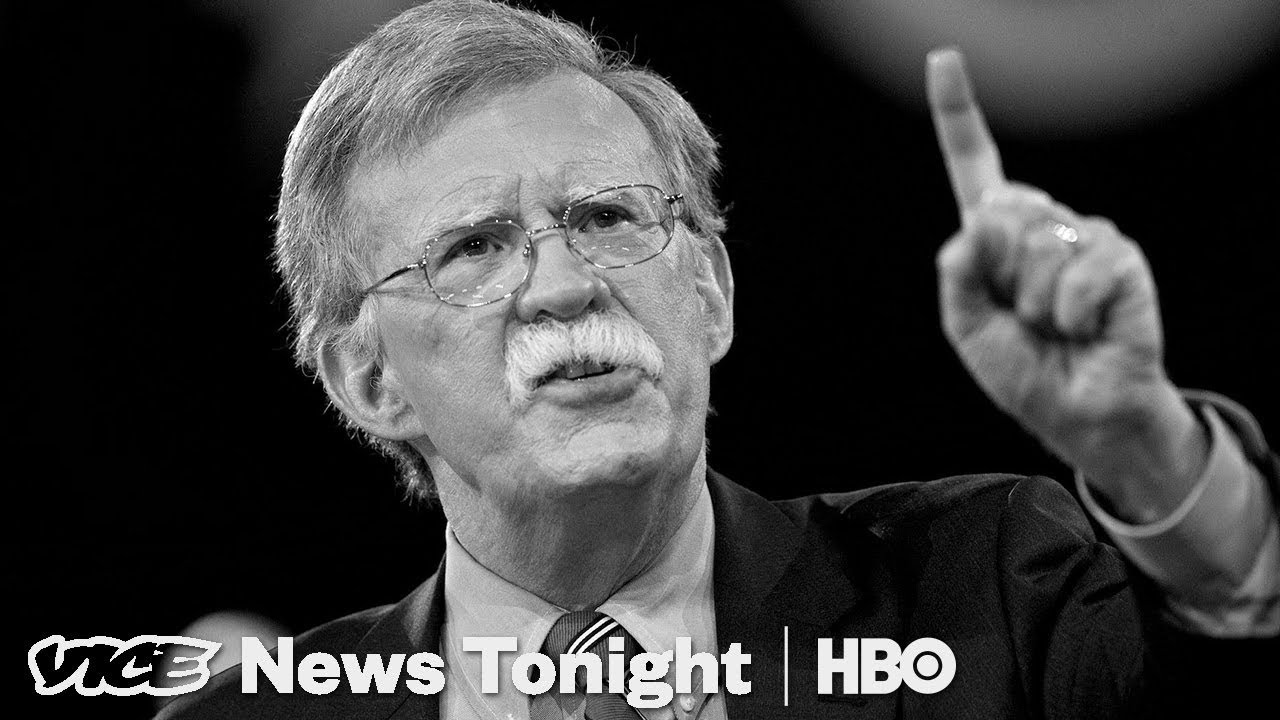 What John Bolton's Past Tells Us About His Future As Trump's National Security Adviser (HB