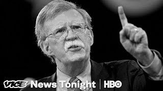 What John Bolton's Past Tells Us About His Future As Trump's National Security Adviser (HBO)