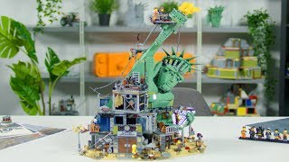 Welcome To Apocalypseburg - THE LEGO MOVIE 2 - 70840 Designer Video
