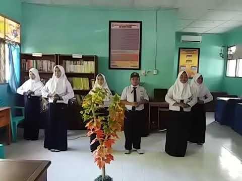 Jayalah Negeriku  ( vokal group ) SMP Negeri 5 Pinrang