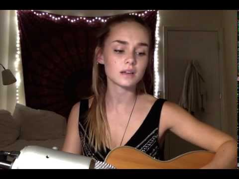 Black Flies - Ben Howard (Cover) by Alice Kristiansen