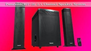 panasonic sc-ht 20 Audio Demo