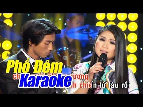 PHỐ ĐÊM - Thanh Trang ft Xuan An