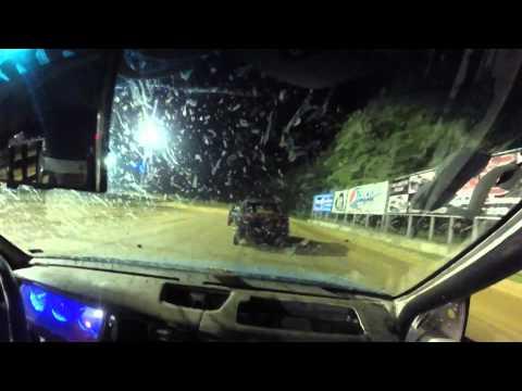 Dixieland Speedway 14AUG15