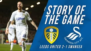 Story of the Game #4 | Leeds United 2-1 Swansea City