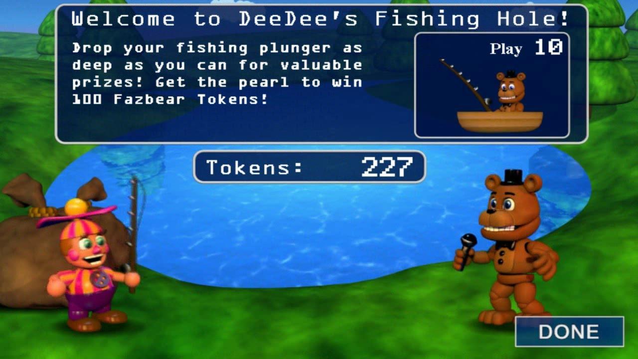 Dee Dee Games