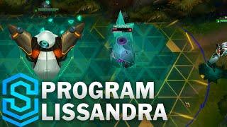 Program Lissandra Skin Spotlight - League of Legends