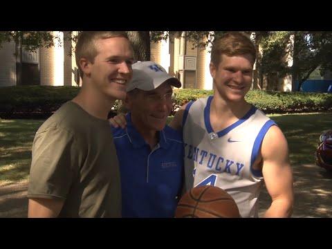 Freshmen Move in at the University of Kentucky!