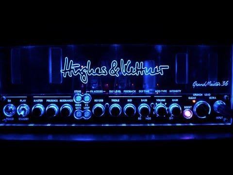 Hughes & Kettner Grandmeister 36 UK Demo