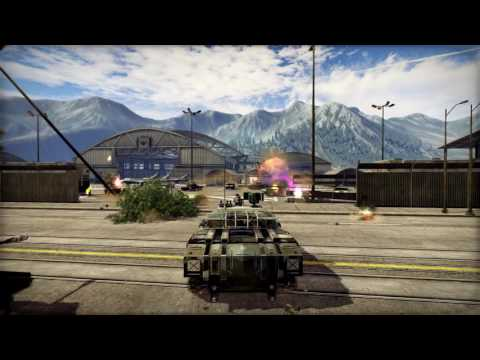INFINITE TANKS IOS game - Epic Trailer