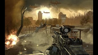 EPIC RUSSIAN INVASION ON US TERITORY ! Call of Duty MW 2