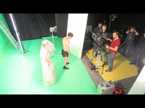 Blood Red Shoes - An Animal (Behind The Scenes)