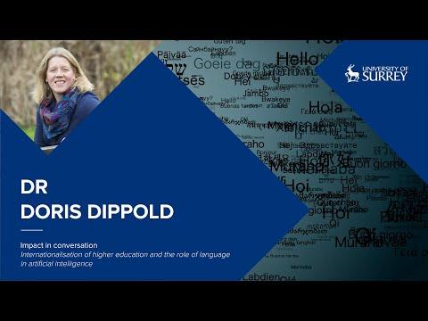 Play video: Impact in Conversation: Dr Doris Dippold | University of Surrey