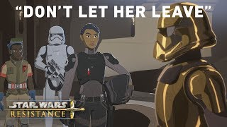 Don't Let Her Leave -