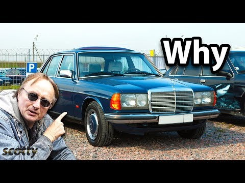 Why German Mercedes are Better than American Mercedes