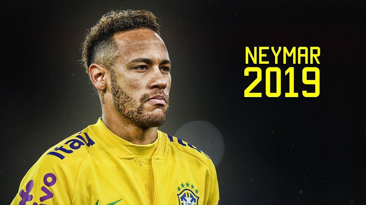 Neymar Jr Magic Skills Brazil 2019