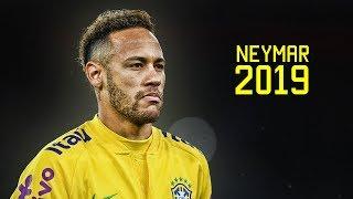 Neymar Jr ● Magic Skills ● Brazil 2019  HD
