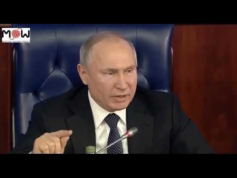 «Сволочь! Свинья антисемитская! По другому сказать нельзя»: Путин о после Польше
