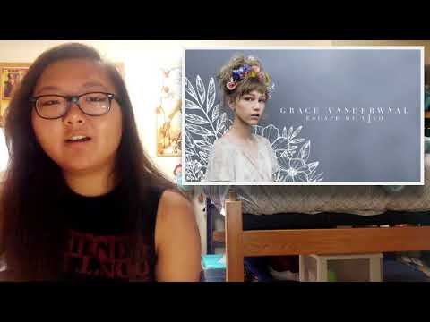 Grace Vanderwaal - Escape My Mind REACTION!!!
