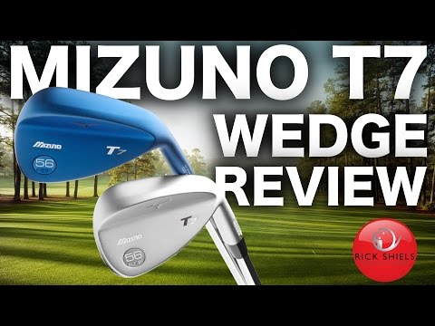 MIZUNO T7 GOLF WEDGES REVIEW
