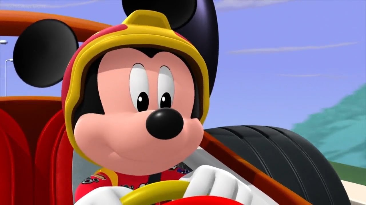 mickey and the roadster racers - 1280×720