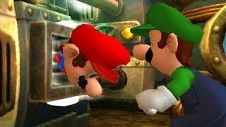 Luigi's Mansion 3DS & Dark Moon - All Boss Fights