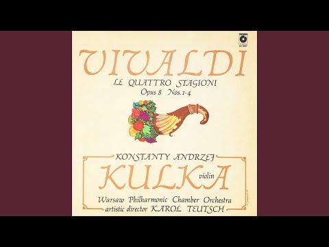 "Violin Concerto No. 2 in G Minor, Op. 8, RV 315 ""L'estate"": II. Adagio"