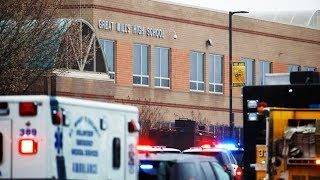 Student Opens Fire In Maryland High School