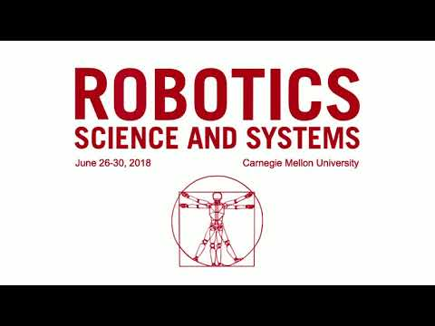 Bringing Learning to Robotics: Highlights from RSS 2018