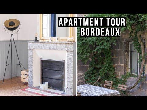 NOTRE NOUVEL APPARTEMENT À BORDEAUX | 3 PIECES ET UN JARDIN
