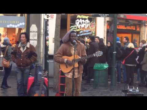 Brussels (Bruxelles): Way of live: Street music