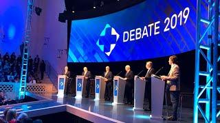 Debate presidencial Argentina 2019: primer encuentro