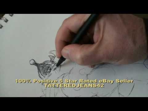 http://Cerebus.TV - Auction 32 July 2-9 Varkzetta #3