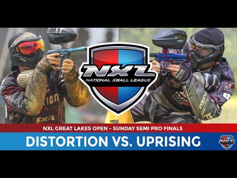 NXL Great Lakes Open Semi-Pro Finals: Seattle Uprising vs Distortion