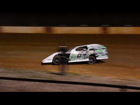 Ryan Toole practicing at County Line Raceway 3/20/2020