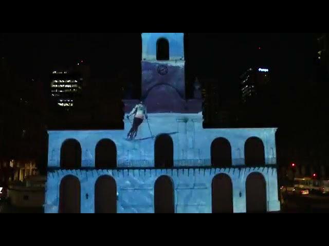 Presentación del destino Ushuaia en el Cabildo de Buenos Aires