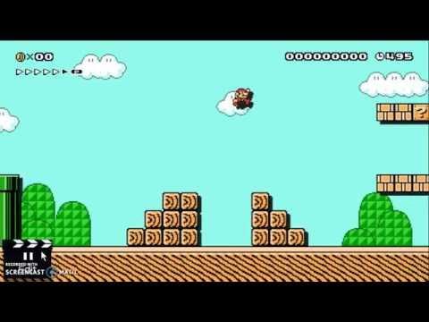 Super Mario Maker running on Cemu 1 11 4 - Intel HD Graphics