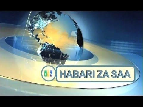 #MUBASHARA:TAARIFA YA HABARI ZA SAA  ITV  25 OKTOBA, 2018 SAA TANO NA DAKIKA 55