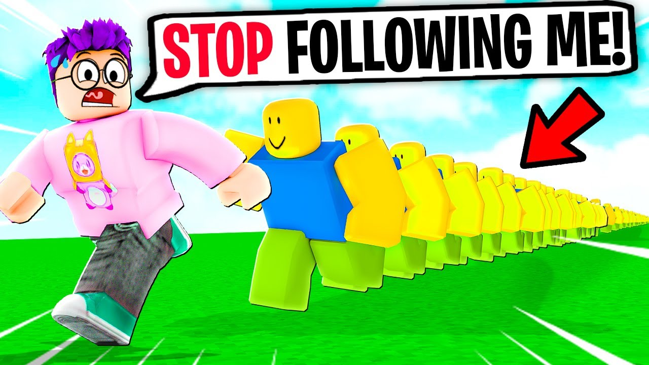 Download Can We Go MAX LEVEL In ROBLOX NOOB TRAIN!? (FUNNY ROBLOX GAME!)