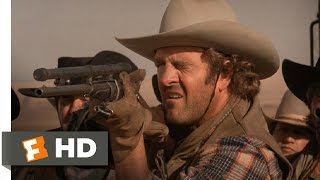 Rustlers' Rhapsody (5/9) Movie CLIP - Just Shoot, Okay? (1985) HD