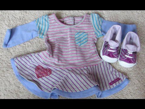 *Review* American Girl School Stripes Dress!
