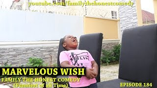 MARVELOUS WISH (Family The Honest Comedy Episode 184)