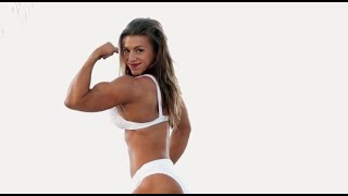 Big Muscles of Arial Gail