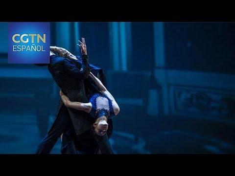 Inicia en Beijing temporada de ballet internacional de China