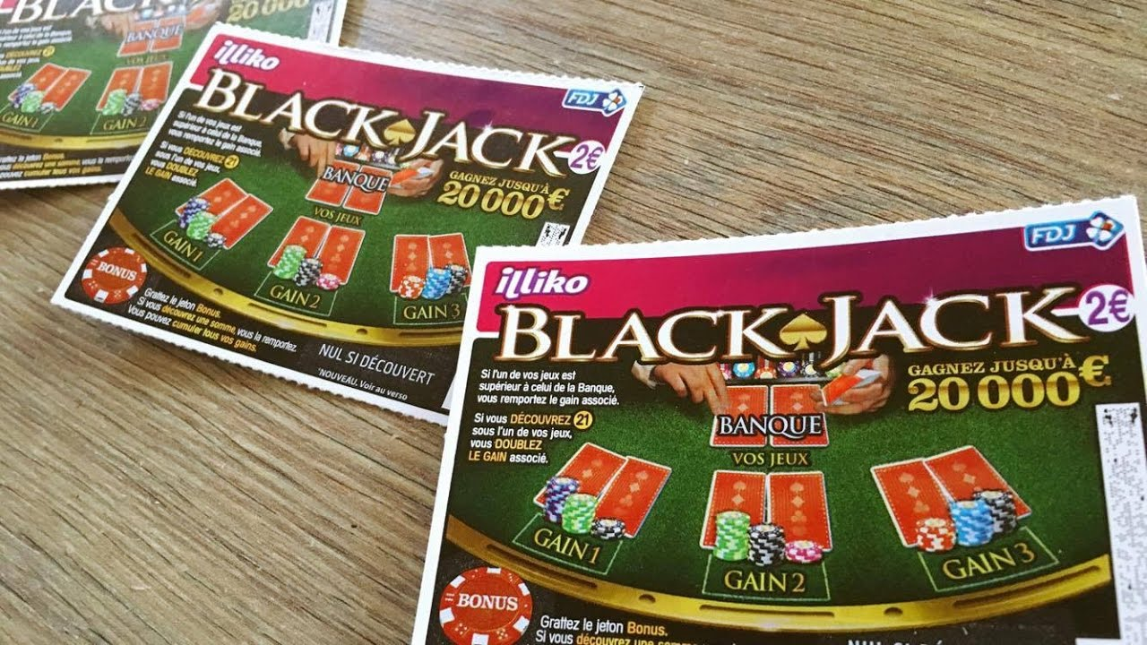 Black Jack Fdj