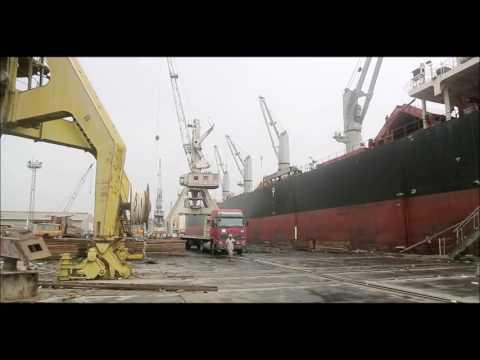 Hodeidah Port Jemen