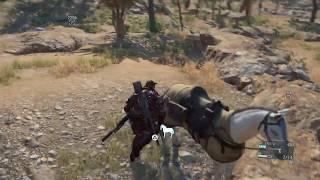Metal Gear V Phantom Pain - Extrair Sold Errantes da MB 08