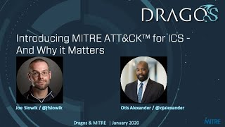 Dragos Webinar Mitre ATT&CK for ICS