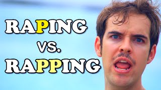 Repeat youtube video Raping VS. Rapping